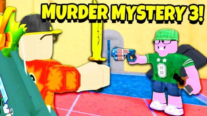 Roblox Murder Mystery 3 – Lista de Códigos Abril 2021