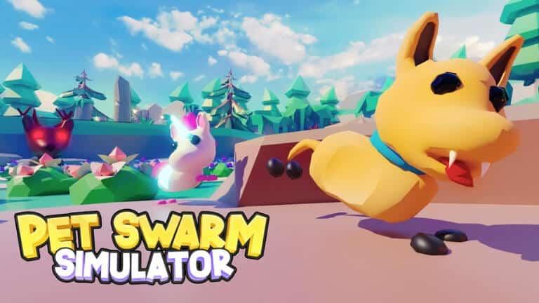 Roblox Pet Swarm Simulator - Lista de Códigos Octubre 2021