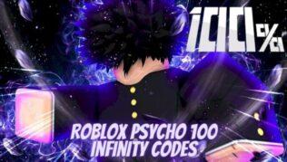 Roblox Psycho 100 Infinity – Lista de Códigos Septiembre 2021