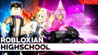 Roblox Robloxian High School – Lista de Códigos Octubre 2021