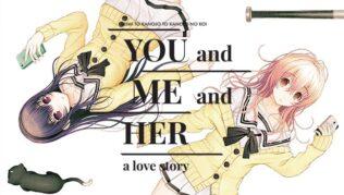 YOU and ME and HER: A Love Story ¡Código de trucos del final secreto!