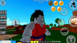 roblox-dragon-ball-hyper-blood-lista de codigos abril 2021