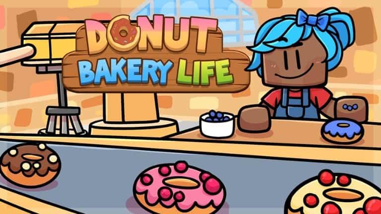Roblox Donut Bakery Life Códigos (Junio 2021)