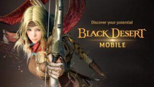 Black Desert Mobile - Lista de Códigos Septiembre 2021