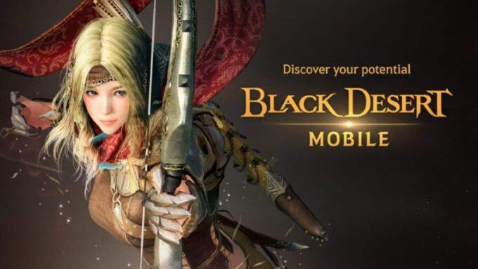 Black Desert Mobile - Lista de Códigos Julio 2021