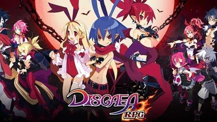 Disgaea RPG - Lista de Códigos Septiembre 2021