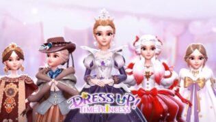 Dress Up! Time Princess - Lista de Códigos Julio 2021