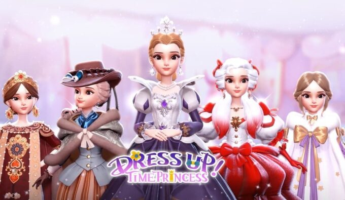 Dress Up! Time Princess - Lista de Códigos Abril 2021