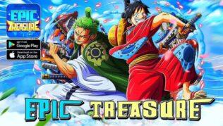 Epic Treasure - Lista de Códigos Julio 2021