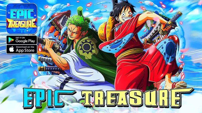 Epic Treasure - Lista de Códigos Octubre 2021
