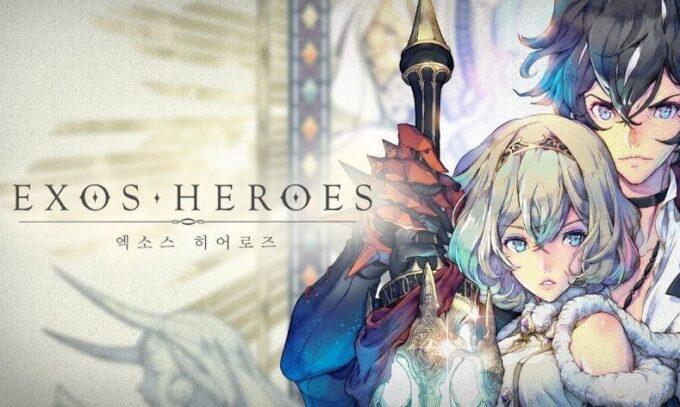 Exos Heroes - Lista de Códigos Julio 2021