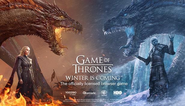 Games of Thrones Winter is Coming - Lista de Códigos Octubre 2021