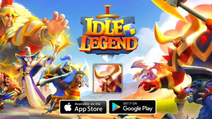 Idle Legend - Lista de Códigos Junio 2021