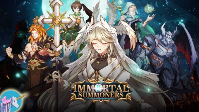Immortal Summoners - Lista de Códigos Julio 2021