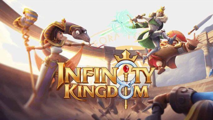 Infinity Kingdom - Lista de Códigos Septiembre 2021