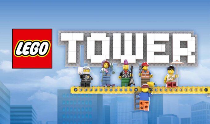 LEGO Tower - Lista de Códigos Julio 2021