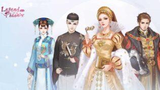 Legend of the Phoenix - Lista de Códigos Octubre 2021