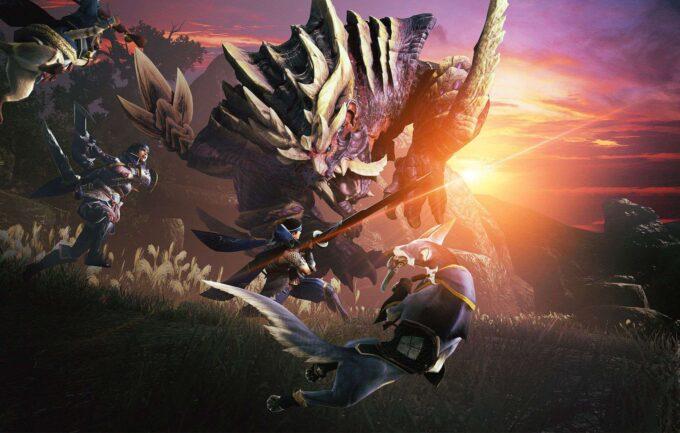 Monster Hunter Rise Apex Rathalos y más detalles