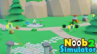 Roblox Noob Simulator 2 - Lista de Códigos (Septiembre 2021)