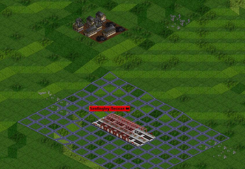 OpenTTD Cómo colocar sus estaciones de manera eficiente