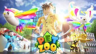 Roblox Pet Zoo - Lista de Códigos (Septiembre 2021)