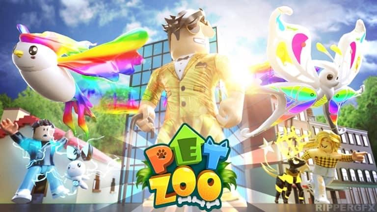 Roblox Pet Zoo - Lista de Códigos (Junio 2021)
