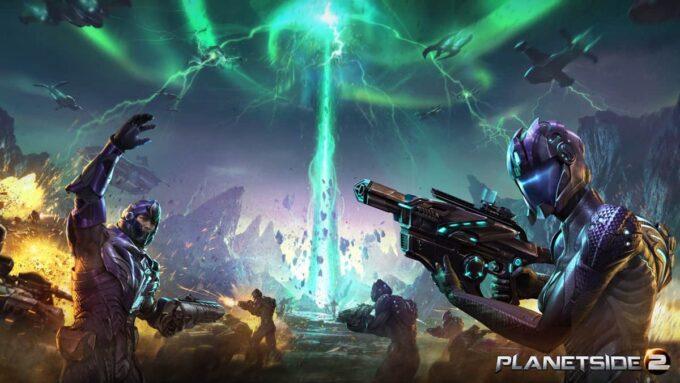 PlanetSide 2 - Lista de Códigos Julio 2021