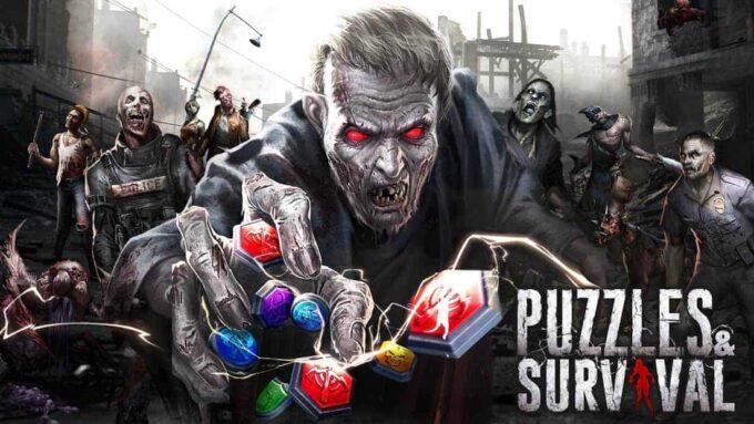 Puzzles and Survival - Lista de Códigos Octubre 2021