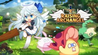 Raising Archangel - Lista de Códigos Septiembre 2021