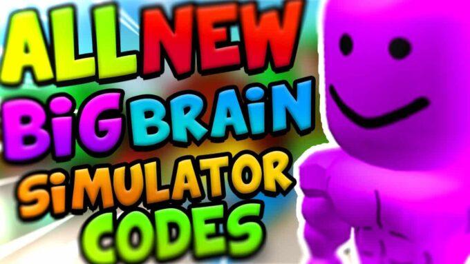 Roblox Big Brain Simulator - Lista de Códigos Junio 2021
