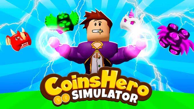 Roblox Coins Hero Simulator - Lista de Códigos Octubre 2021