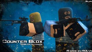 Roblox Counter Blox - Lista de Códigos Abril 2021