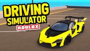 Roblox Driving Simulator - Lista de Códigos Julio 2021