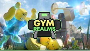 Roblox GRoblox Gym Realms - Lista de Códigos (Octubre 2021)ym Realms