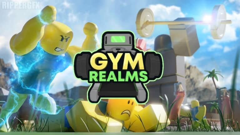 Roblox GRoblox Gym Realms - Lista de Códigos (Julio 2021)ym Realms