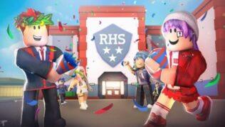 Roblox High School 2 - Lista de Códigos (Octubre 2021)