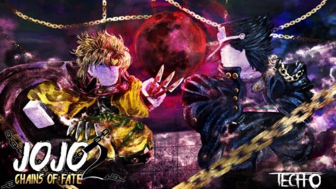 Roblox Jojo Chains of Fate 2 - Lista de Códigos Octubre 2021