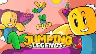 Roblox Jumping Legends - Lista de Códigos Julio 2021