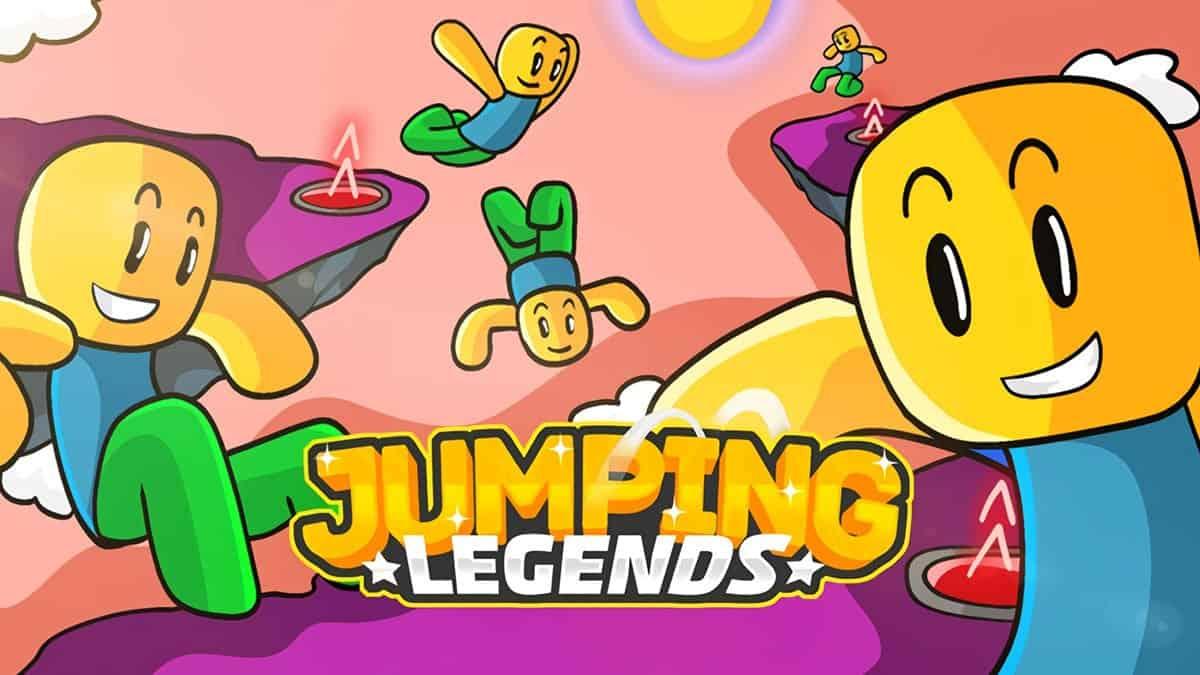 Roblox Jumping Legends - Lista de Códigos Junio 2021