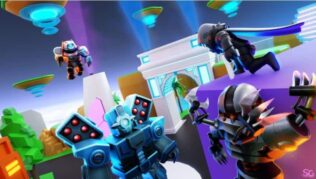 Roblox Laser Legends - Lista de Códigos Julio 2021