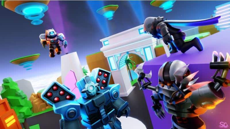 Roblox Laser Legends - Lista de Códigos Octubre 2021