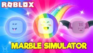 Roblox Marble Simulator - Lista de Códigos Septiembre 2021