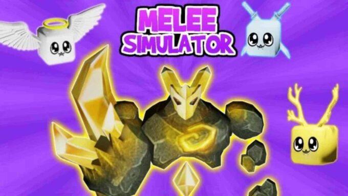Roblox Melee Simulator - Lista de Códigos Octubre 2021
