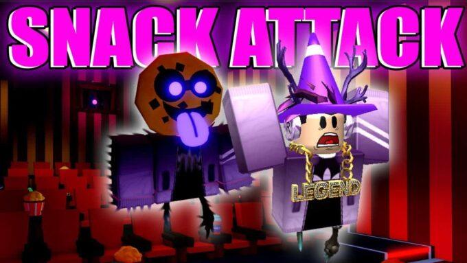 Roblox Midnight Snack Attack - Lista de Códigos Junio 2021