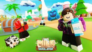 Roblox Milk Simulator - Lista de Códigos Julio 2021