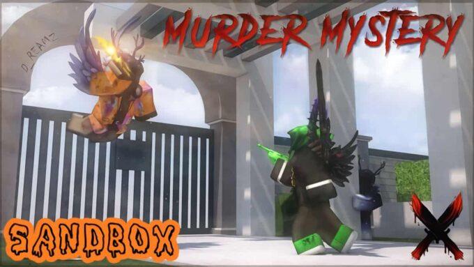 Roblox Murder Mystery X - Lista de Códigos Abril 2021
