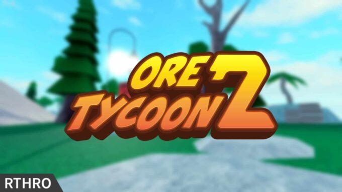 Roblox Ore Tycoon 2 - Lista de Códigos Octubre 2021