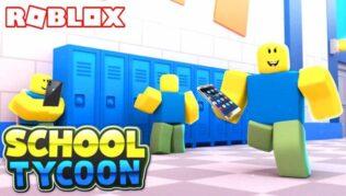 Roblox School Tycoon - Lista de Códigos Octubre 2021
