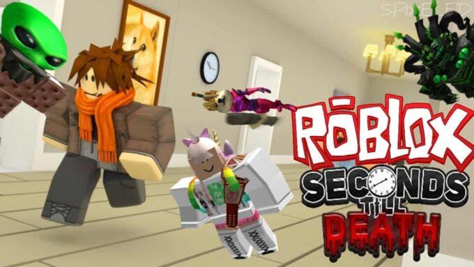 Roblox Seconds Till Death - Lista de Códigos Julio 2021