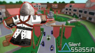 Roblox Silent Assassin - Lista de Códigos Julio 2021